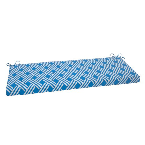Pillow Perfect Carib Bench Cushion