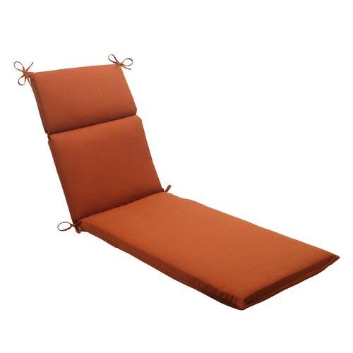 Cinnabar Chaise Lounge Cushion