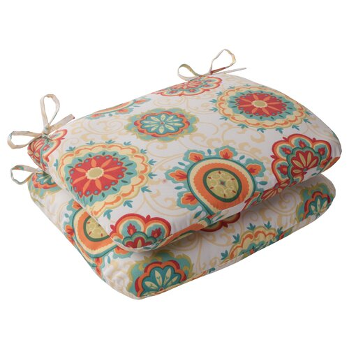 Pillow Perfect Fairington Seat Cushion