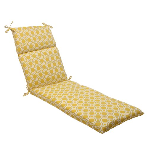 Pillow Perfect Rossmere Chaise Lounge Cushion