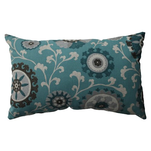 Pillow Perfect Suzani Cotton Throw Pillow