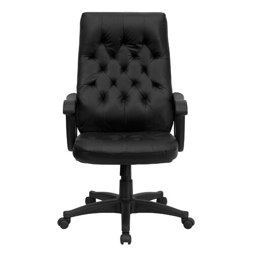 Flash Furniture Traditional High-Back Office Chair