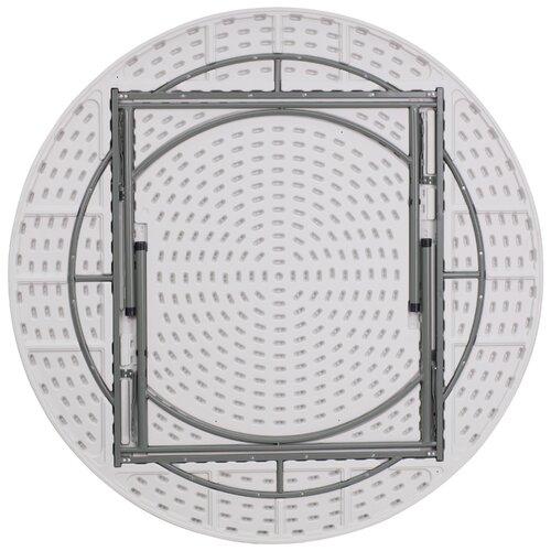 "Flash Furniture 72"" Round Folding Table"