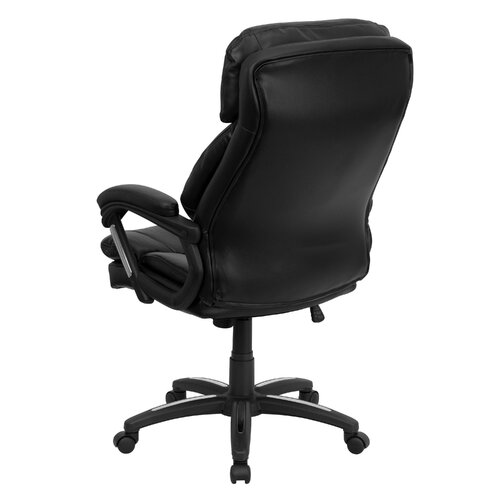 Flash Furniture Hercules Series High-Back Leather Executive Chair