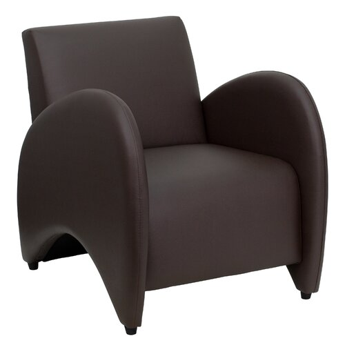 Flash Furniture Hercules Patrician Series Reception Lounge Chair