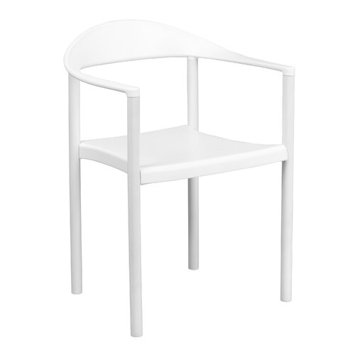 Flash Furniture Hercules Series Cafe Stack Chair