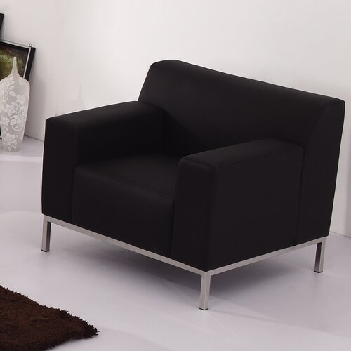 Flash Furniture Hercules Definity Series Reception Lounge Chair