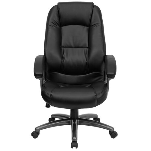 ... Furniture High-Back Office Chair with Metal Base & Reviews  Wayfair
