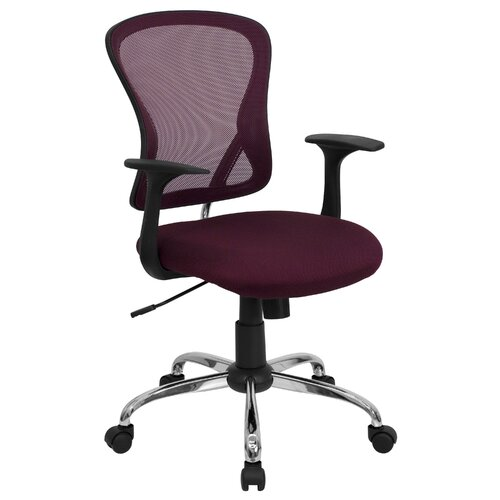 Flash Furniture Mesh Office Chair with Chrome Base