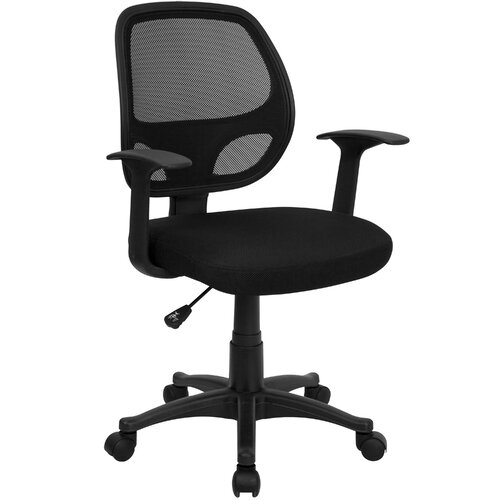 Flash Furniture Mid Back Mesh Computer Office Chair