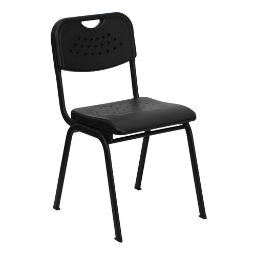 Flash Furniture Hercules Series Plastic Stack Chair