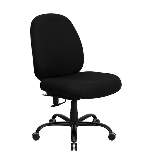 Flash Furniture Hercules Series Mid-Back Big & Tall Office Chair