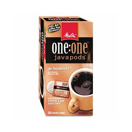 Melitta Melitta One 18 Pods Hazelnut Cream Coffee Pods