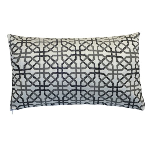 Trellis Indoor and Outdoor Lumbar Pillow