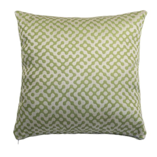 Wiggle Indoor and Outdoor Square Pillow