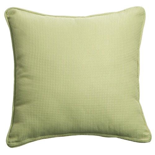 Mastercraft Fabrics Outdoor/Indoor Vibrant Copeland Pesto Pillow