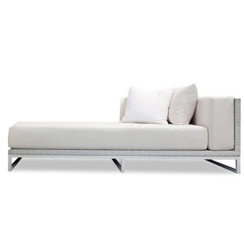 Harbour Outdoor Coast Sectional Chaise Lounge