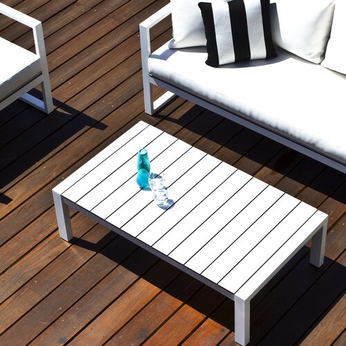 Harbour Outdoor Piano Coffee Table Frame