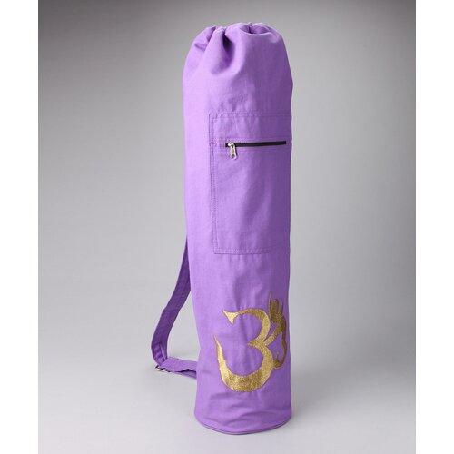 OM Shiva Drawstring Yoga Mat Bag