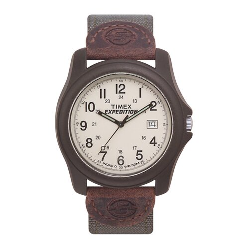 Timex Men's Exp Camper Watch in Brown