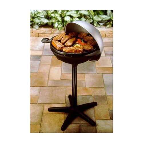 George Foreman Indoor / Outdoor BBQ with Dome Cover
