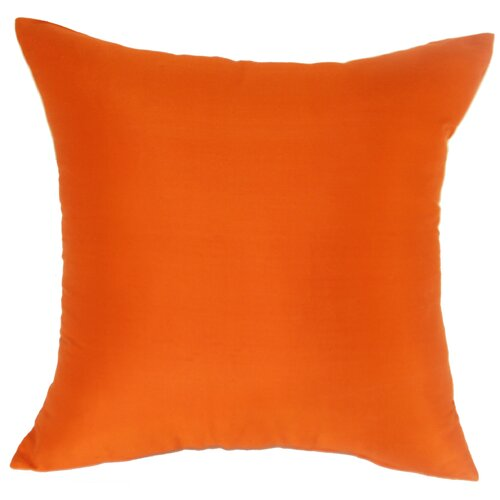 Design Accents LLC Knife Edge Silk Pillow