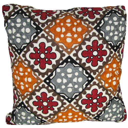 All Over Rusty Pillow