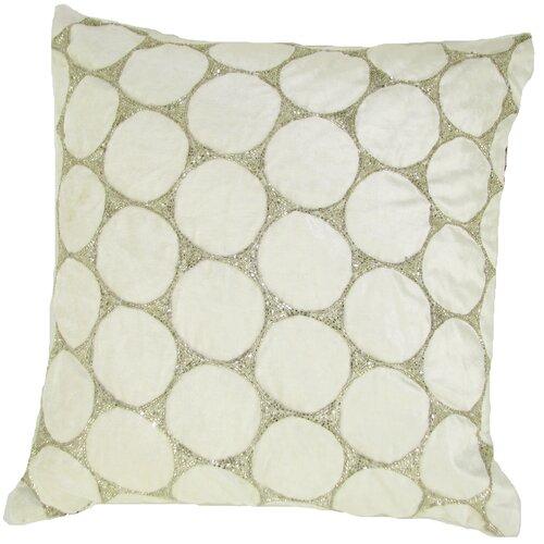 Bread Cutout Velvet Pillow