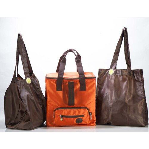 Sacs of Life Insulator Shopping Tote