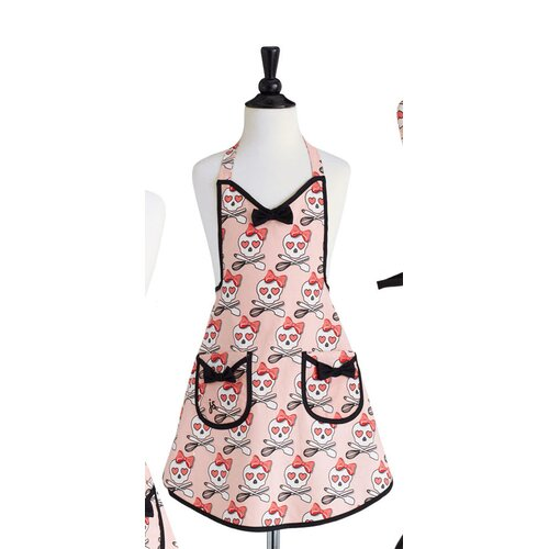 Lucie Cooking Children's Bib Audrey Apron