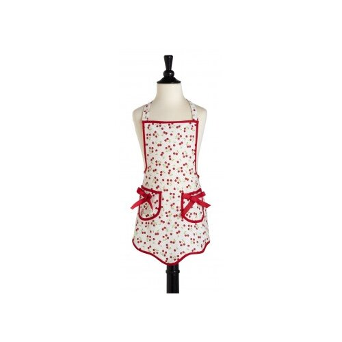 Jessie Steele Reto Cherries Children's Bib Ava Apron