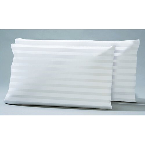 Miracle Sleep Low Profile Plush Talalay Latex Pillow