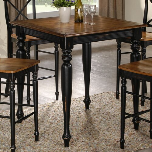 Emerald Home Furnishings Gatlinburg Dining Table