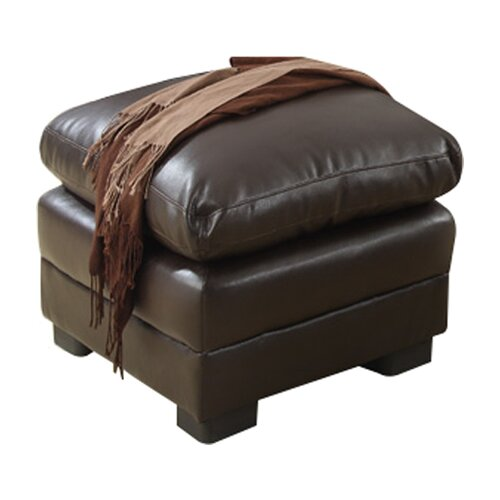 Emerald Home Furnishings Princeton Ottoman