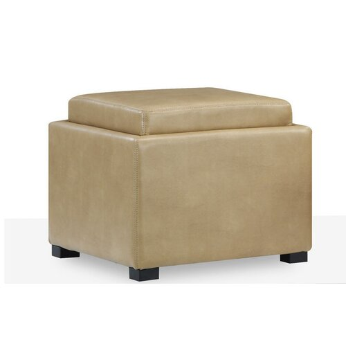 Emerald Home Furnishings Cube Ottoman