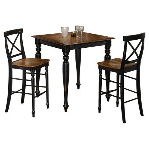 Emerald Home Furnishings Gatlinburg Dining Table
