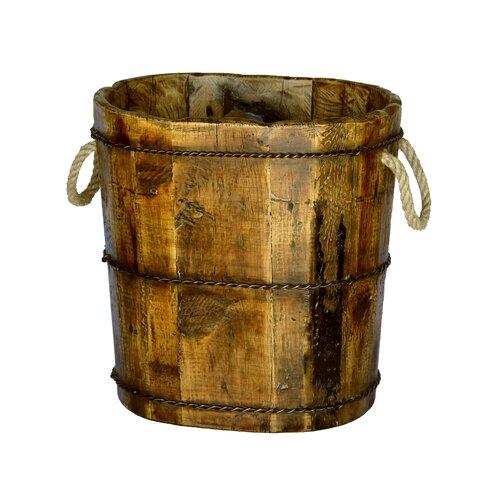 Altai Wooden Bucket