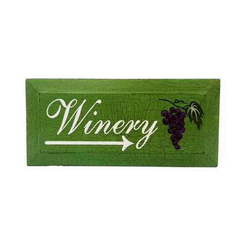 Antique Revival Winery Graphic Art