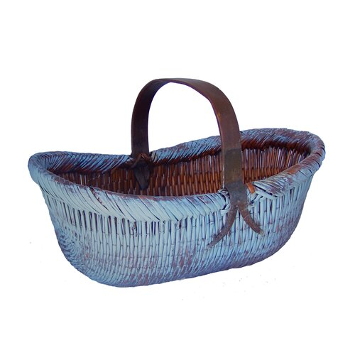 Vintage Fruit Basket
