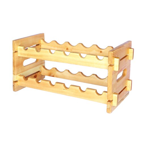 Chateauroux 12 Bottle Tabletop Wine Rack