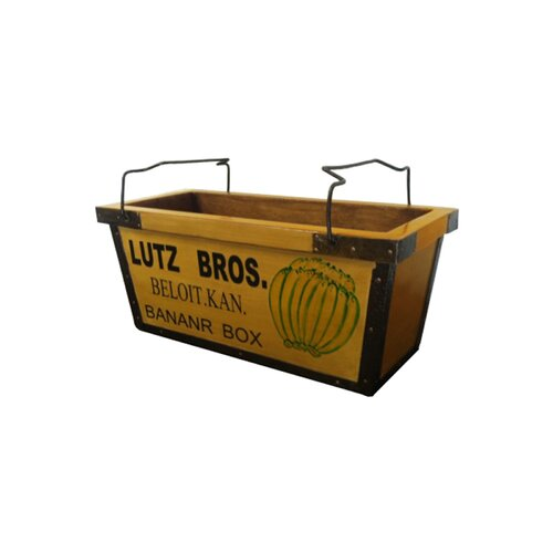 Wooden Banana Bucket