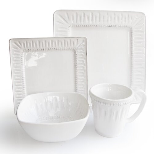 Kenzie 16 Piece Dinnerware Set