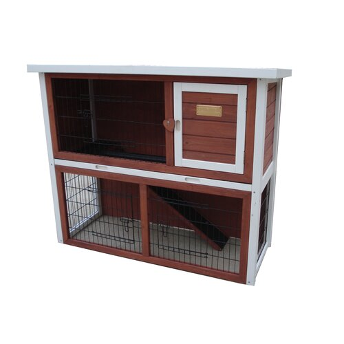 The Loft Rabbit Hutches