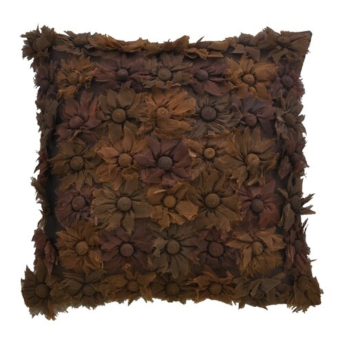 AV Home Blossom Silk Chiffon Rectangle Pillow