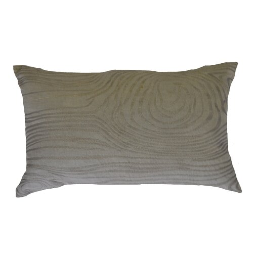 "AV Home AV Home 12"" x 20"" Woodgrain Pillow"