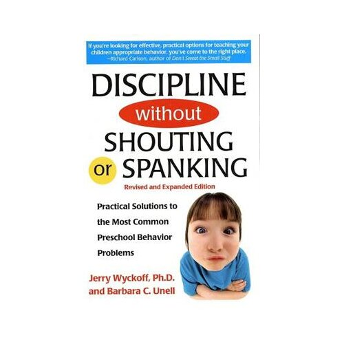 Simon & Schuster Discipline without Shouting or Spanking Book