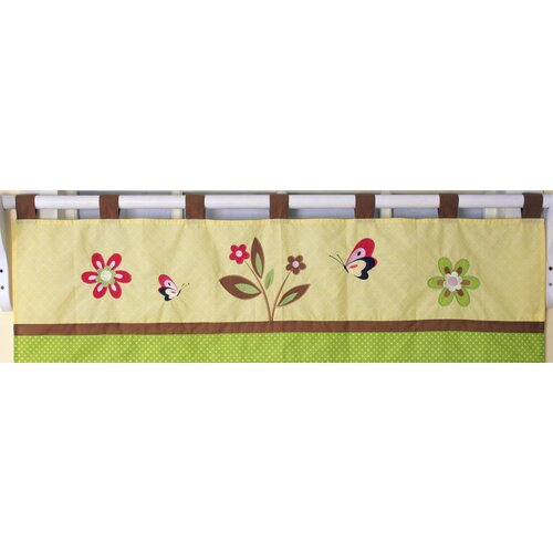 "Geenny Monkey 58"" Curtain Valance"