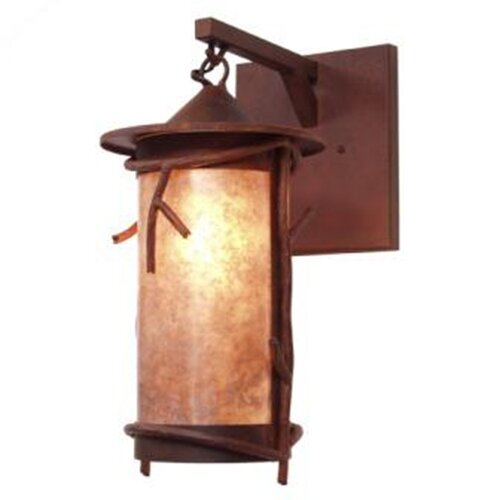 Steel Partners Sticks Pasadena Hanging 1 Light Wall Sconce