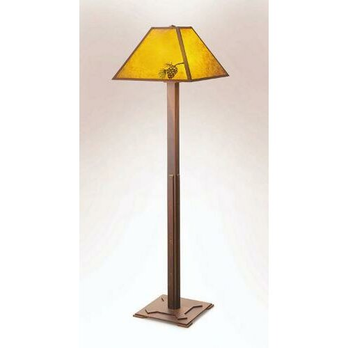Steel Partners Mission Floor Lamp