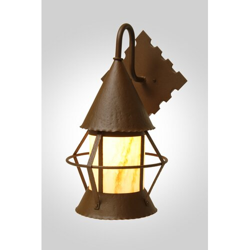 Steel Partners Gig Harbor 1 Light Oudoor Wall Sconce